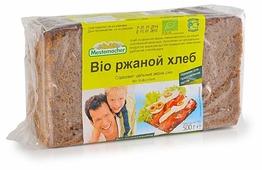 Mestemacher Хлеб Bio ржаной зернистый в нарезке 500 г