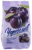 Конфеты Good Food Чернослив в темной глазури 175 г