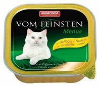 Корм для кошек Animonda Vom Feinsten 100 г (паштет)