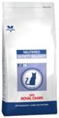 Корм для стерилизованных кошек Royal Canin Satiety Balance для профилактики МКБ, мясное ассорти