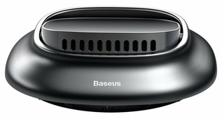 Baseus Ароматизатор для автомобиля Little Volcano Vehicle-mounted Fragrance Holder 295667 Grey 43 г