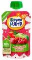 Пюре ФрутоНяня Морозные ягоды (с 5 месяцев) 90 г, 1 шт