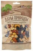 Смесь орехов и сухофруктов ДАРЫ ПРИРОДЫ орехи и изюм 150 г