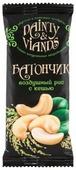 Фруктовый батончик Dainty Viands без сахара Воздушный рис с кешью 40 г 1 шт
