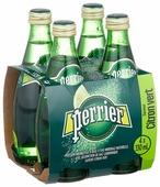 Минеральная вода Perrier газированная, со вкусом лайма, стекло