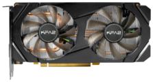 Видеокарта KFA2 GeForce GTX 1660 1800MHz PCI-E 3.0 6144MB 8000MHz 192 bit DVI HDMI DisplayPort HDCP 1-Click OC