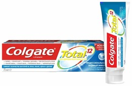 Зубная паста Colgate Total 12 Pro Видимый Эффект
