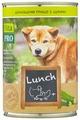 Корм для собак Vita PRO Мясные рецепты Lunch для собак, домашняя птица с цукини