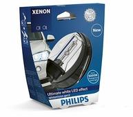 Лампа автомобильная ксеноновая Philips WhiteVision gen 2 85415WHV2S1 D1S 85V-35W (PK32d-2) 1 шт.