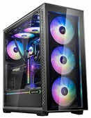 Компьютерный корпус Deepcool Matrexx 70 ADD-RGB 3F Black