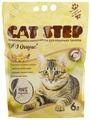 Наполнитель Cat Step Tofu Original растительный комкующийся (6 л)