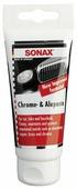 SONAX паста полировочная для кузова Хром и алюминий, 0.75 л