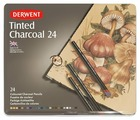 Derwent Tinted charcoal 24шт