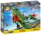 Конструктор Cobi Great War 2975 Самолет Sopwith F.1 Camel