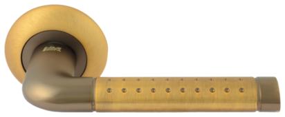 Ручка на розетке НОРА-М 101А AL