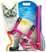 Комплект Nobby 78009 (поводок + шлейка)