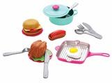 Набор продуктов с посудой Mary Poppins Учимся готовить 453157