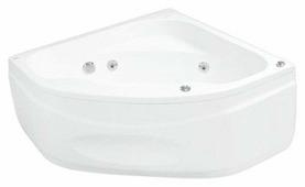 Ванна POOLSPA KLIO SYM 140x140 акрил угловая