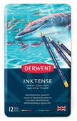 Derwent Акварельные карандаши Inktense, 12 цветов (D-0700928)