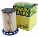 Топливный фильтр MANNFILTER PU8007