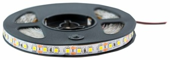 Светодиодная лента URM 2835-120led-12V-9.6W-8-10LM-6500K-IP22-8mm 5 м