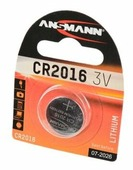 Батарейка ANSMANN CR2016
