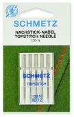 Игла/иглы Schmetz TopStitch 130N 80/12