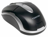 Мышь Toshiba PA3573E-1ETA Black-Silver Bluetooth