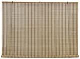 Рулонная штора Эскар бамбуковые (медь)