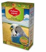 Родные корма Корм Стандарт для волнистых попугаев