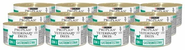 Корм для кошек Pro Plan Veterinary Diets Feline EN Gastrointestinal canned