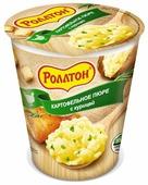 Роллтон Пюре картофельное с курицей 55 г
