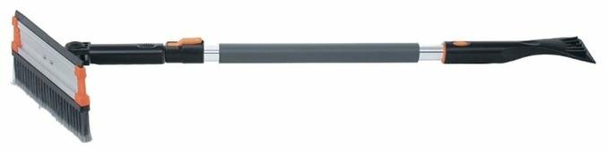 Телескопическая щетка-скребок Stels 55299