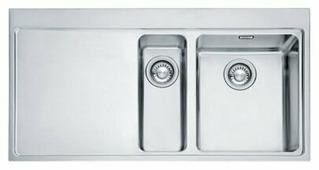 Интегрированная кухонная мойка FRANKE MMX 251