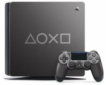 """Игровая приставка Sony PlayStation 4 Slim 1 TБ """"Время играть"""""""