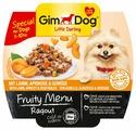 Корм для собак GimDog Little Darling Fruity Menu рагу из ягненка с абрикосом и овощами
