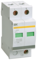 Защита от перенапряжения IEK MOP20-2-C