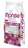 Корм для кошек Monge Natural Superpremium с кроликом