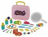 Салон красоты Полесье Маленькая принцесса 3 в чемоданчике (47328)