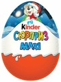 Шоколадное яйцо Kinder Сюрприз Maxi Зима, 100 г