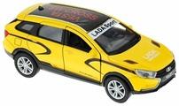 Легковой автомобиль Welly Lada Vesta Спорт (43727RY)