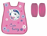Kite Фартук с нарукавниками Cute Bunny (K17-162)