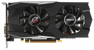 Видеокарта ASRock Radeon RX 570 1244MHz PCI-E 3.0 4096MB 7000MHz 256 bit DVI HDMI HDCP Phantom Gaming D