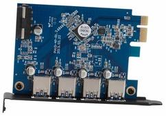USB 3.1 Gen1 контроллер ORICO PVU3-4P