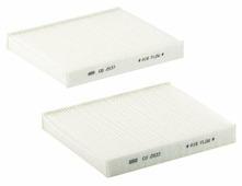 Салонный фильтр Mann-Filter CU2533-2