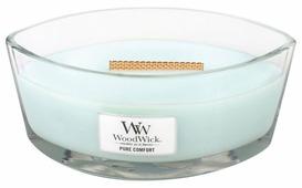 Свеча WoodWick Pure Comfort, эллипс