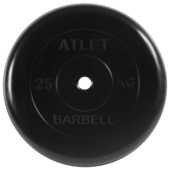 Диск MB Barbell MB-AtletB26 25 кг
