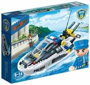 Конструктор BanBao Полиция 7006 Катер