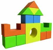 Мягкий игровой комплекс ROMANA Строительный набор
