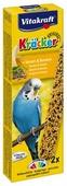 Лакомство для птиц Vitakraft Крекеры кунжут с бананом (10608)